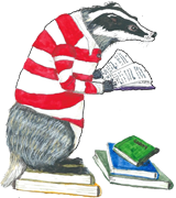 Bookshop Badger